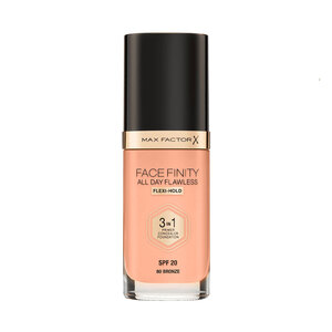 MAX FACTOR PUDER FACEFINITY 3IN1 80 BRONZE