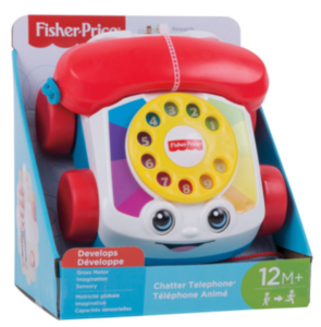 FISHER PRICE TELEFON NA POVLAČENJE