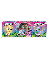 SPIN MASTER HATCHIMALS SET 3 IGRE