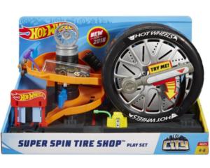 Hot Wheels SET STAZA SA TOČKOM