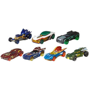 HOT WHEELS DC LIKOVI AUTIĆ