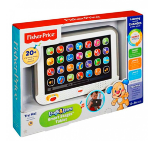 FISHER PRICE SVEZNALICA - TABLET RAZINE ZNANJA
