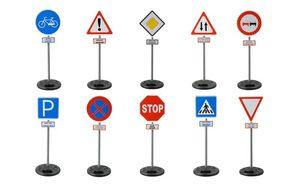 Pilsan prometni znakovi set
