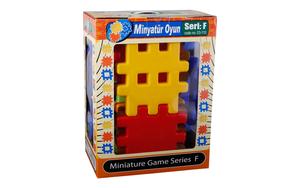 Pilsan kocke mini igra serija F