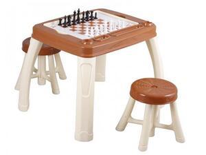 Pilsan šahovski stol i stolice