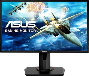 Monitor ASUS VG248QG, FULL HD 1920x1080, 24 TN, 350 cd/m2, NVIDIA G-Sync, HDMI, DP, DVI, 165Hz, 1ms