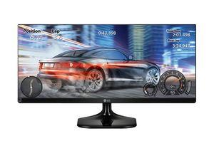Monitor LG 25UM58-P, UW FULL HD 2560x1080, 25 IPS, 250 cd/m2, HDMI, 75Hz, 5ms