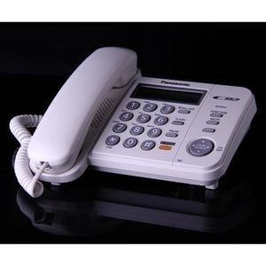 PANASONIC telefon stolni KX-TS580FXW bijeli