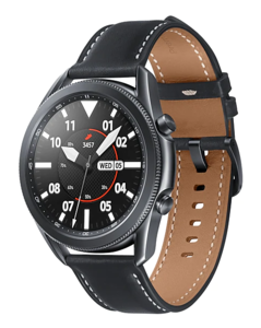 Samsung Watch3 45mm SM-R840NZKAEUF BT Mystic Black