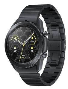 Samsung Watch3 45mm SM-R840NTKAEUF BT TITAN Mystic Black