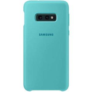 Samsung Galaxy S10e Silicone Cover (Green)