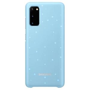 Samsung Galaxy S20 LED Cover Sky blue