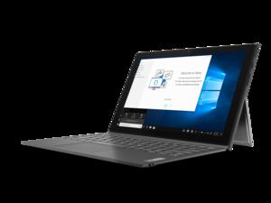 Laptop Lenovo IdeaPad Duet 3 82AT0058SC, 10,3 WUXGA IPS Touchscreen, Intel Celeron N4020, 4GB RAM, 64GB eMMC, Intel UHD Graphics 600, Windows 10 Home S