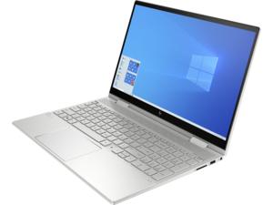 Laptop HP ENVY x360 15-ed0030nn 262T4EA, 15,6 FHD IPS touchscreen, Intel Core i7-10510U, 8GB DDR4, 512GB SSD NVMe, NVIDIA GeForce MX330 4GB, Windows 10 Home