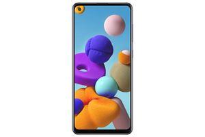 Samsung mobitel Galaxy A21s, SM-A217FZKNEUF, 32GB, Dual SIM, Crni