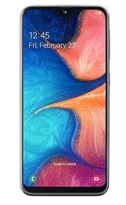 Samsung mobitel Galaxy A20e A202F, 32GB, DS crni