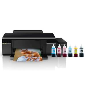 EPSON printer EcoTank ITS L805, C11CE86401