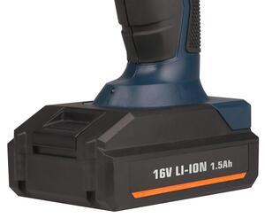 Ferm Akumulatorska bušilica odvijač CDM1134 16V