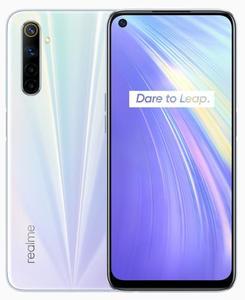 RealMe 6 mobitel, 4+64GB, Comet White