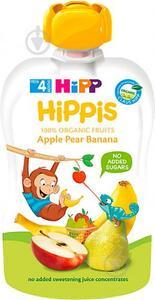 Hipp kašica jabuka kruška banana 100g