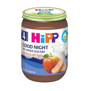 Hipp Kašica mliječna baby keks s jabukom