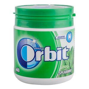 Orbit spearmint - bočica 60 dražeja
