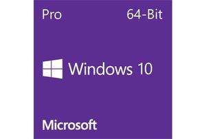 OEM Windows 10 PRO Eng 64-bit, FQC-08929