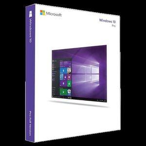Retail Windows 10 PRO FPP P2 32BIT/64BIT Eng, HAV-00061