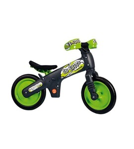 BELLELLI Bicikl Bibip CITY zeleni (221530)