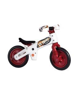 BELLELLI Bicikl Bibbip (bijela/crvena)