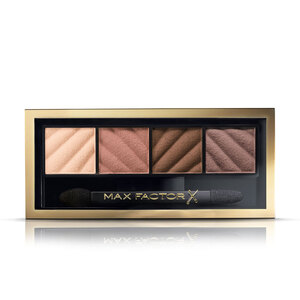 MAX FACTOR OČI SJENILO SMOKY EYE D KIT# 10 ALURING NUDE