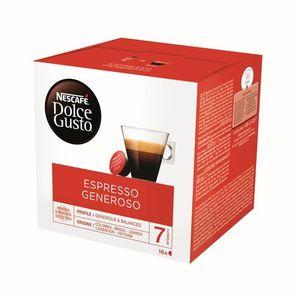 Nescafe DolceGusto kafa Espresso generoso 112 g