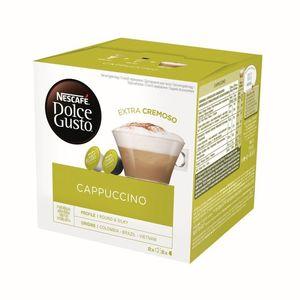 Nescafe DolceGusto kafa Cappuccino 186.4g