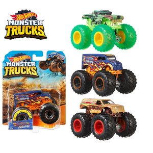 HOT WHEELS MONSTER TRUCKS 1:64