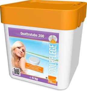 STEINBACH Quatrotablete 4u1 200g 5kg