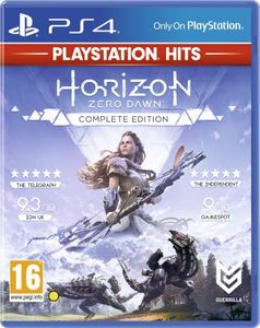 Horizon Zero Dawn Complete Edition HITS PS4