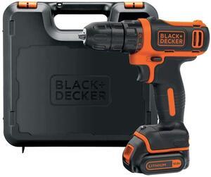 BLACK & DECKER aku bušilica / odvijač 10,8 V  + kofer