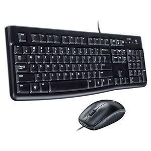 Tastatura i miš Logitech MK120