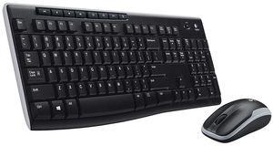 Tastatura i miš Logitech MK270