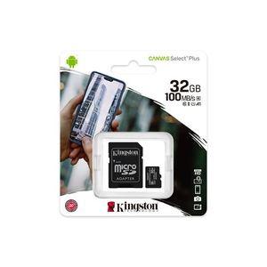 Memorijska kartica Kingston microSDHC 32GB + Adapter