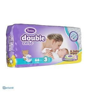 Violeta pelene  double care air dry 66 midi 3 4-9kg 3870128010222
