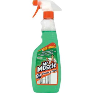 Mr. Muscle za staklo 500ml baza8002030139349