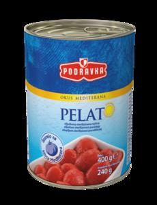 Podravka Pelat paradajz 400g