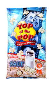 Pop corn mikrovalna - slana 100g 15\1 3800203050683