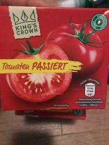 Kings crown paradajz pire 500g brik 28040989