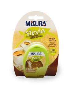 Misura stevia tablete 100-1 85g 7640110704721