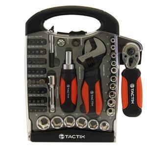 TacTix Set alata 55 kom 900154