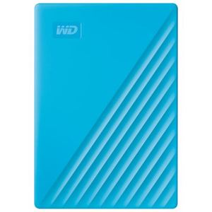 Eksterni hard disk WD My Passport 4TB USB 3.2 Plavi