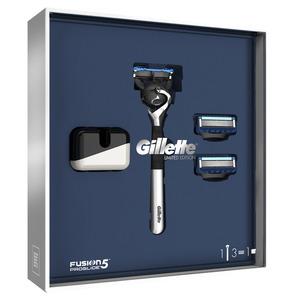 Gillette britvica Proshild 1Pat+2 patrona + stalak