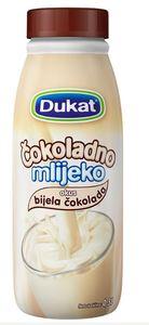 Dukat čoko mlijeko bijela čokolada 0,5l